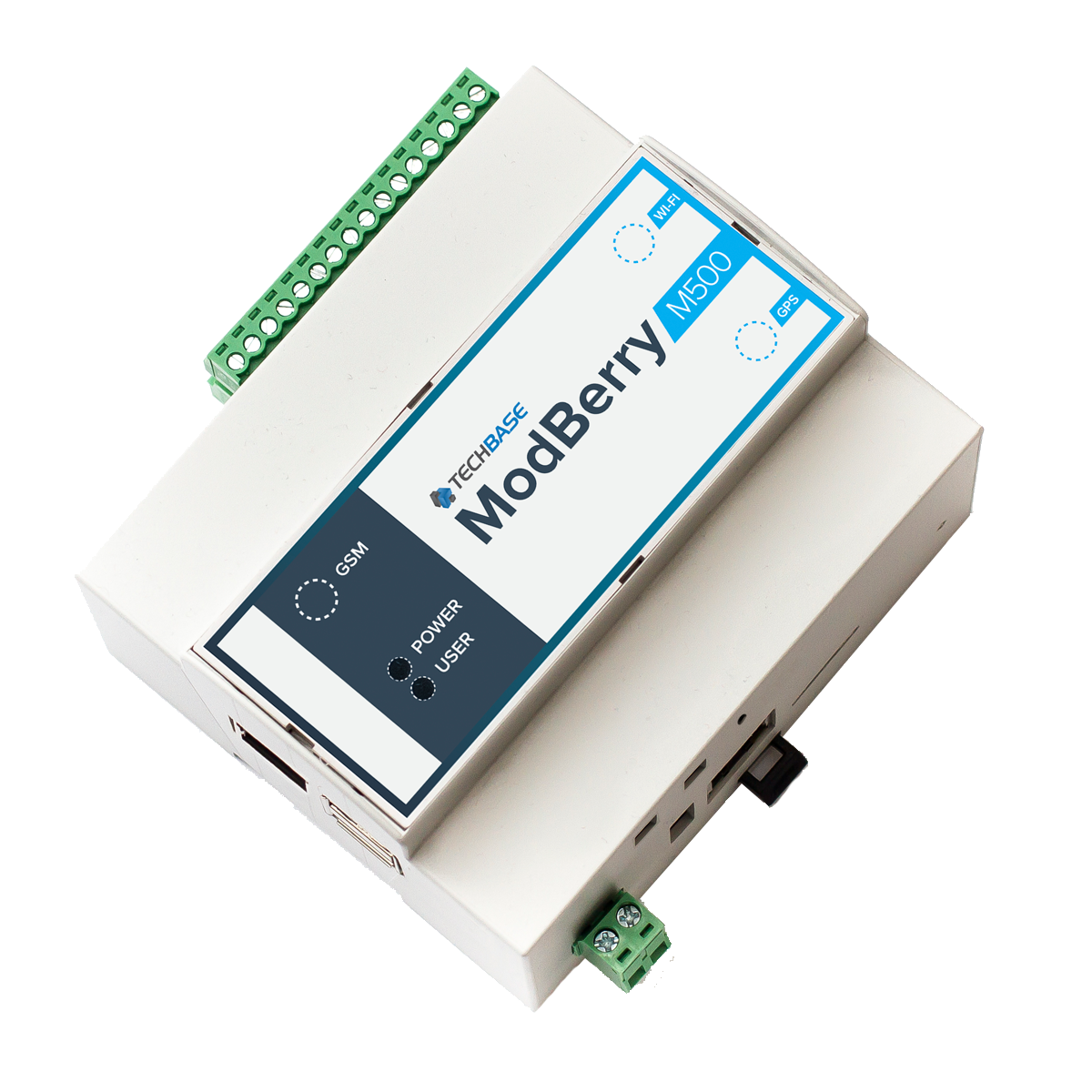 ModBerry's M500 Industrial IoT Computer Gets an Upgrade with