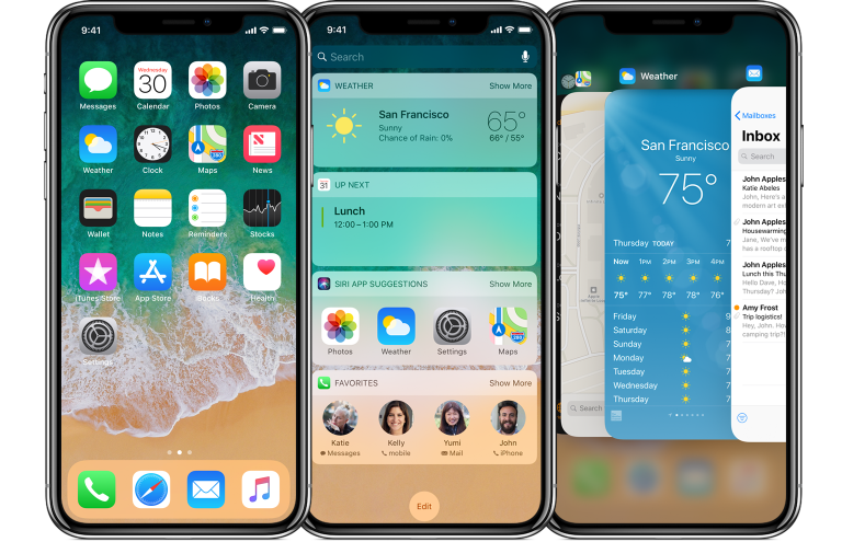 save off ff096 a0cb4 iPhone X UI guidelines, screen details and layout - .dsgnrs. - Medium