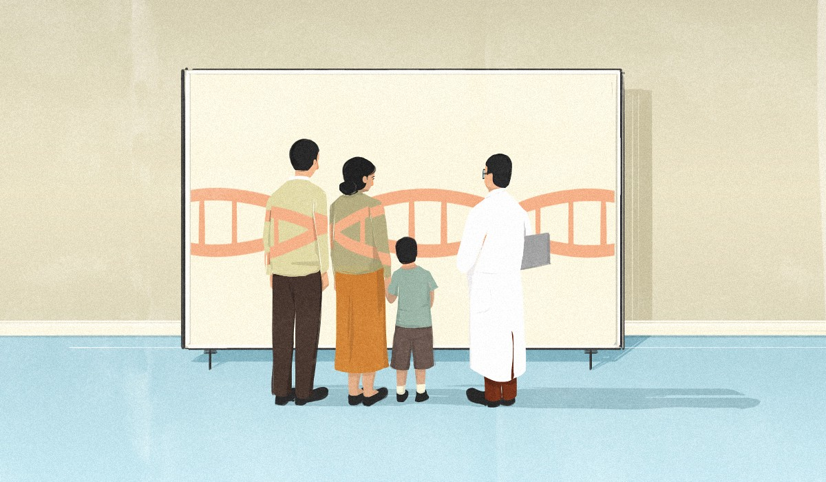The Non-Scientist's Guide to Genetic Testing - Endpoints | A