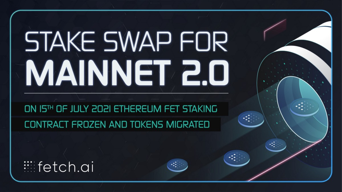 Announcing the Fetch.ai Stake Swap Event