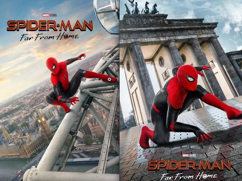 Spider-Man: Far from Home (2019) Google Drive ж ж ж