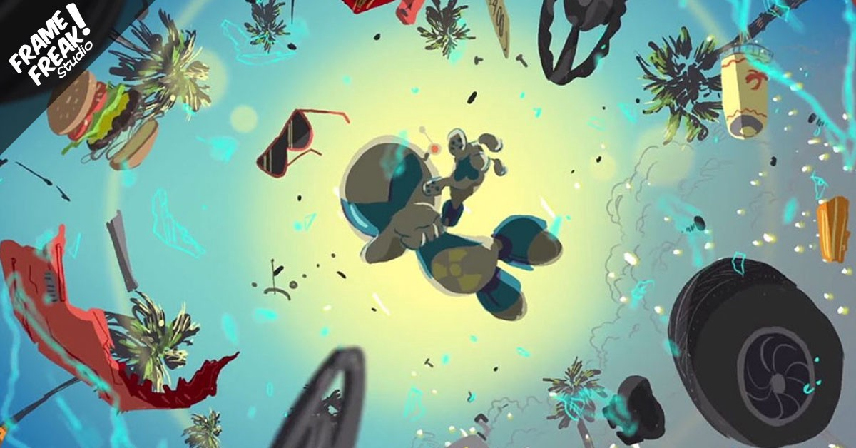 Interview With Simon Wilches Castro Director At Titmouse Studio By Frame Freak Studio Medium