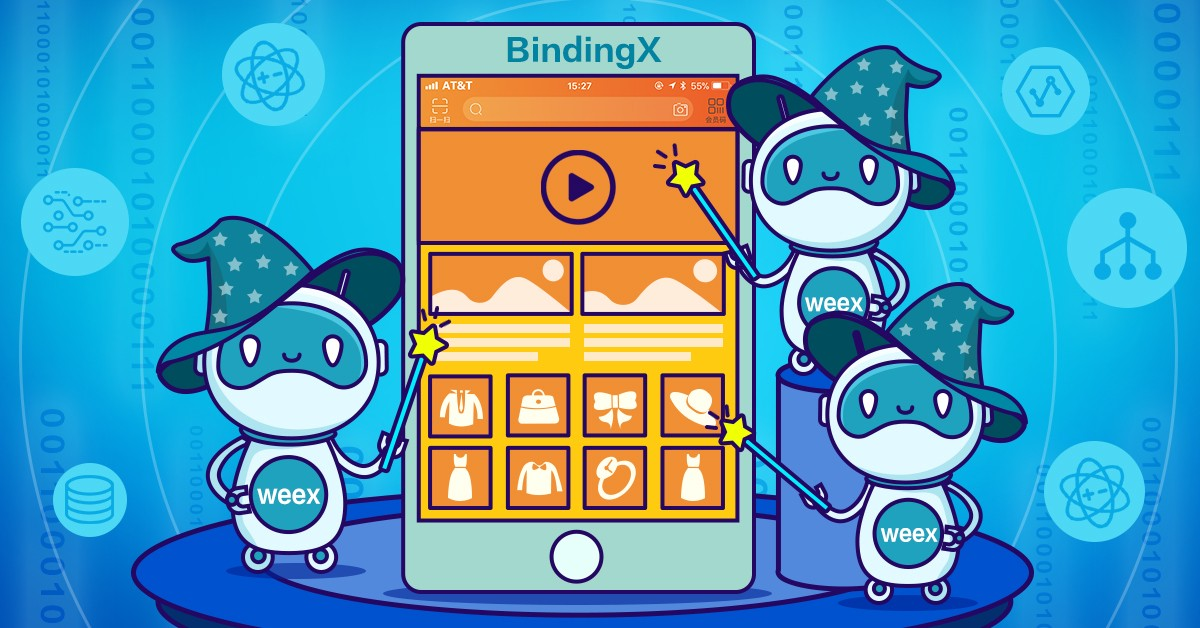 BindingX: Going Native, Without Going Native - Noteworthy