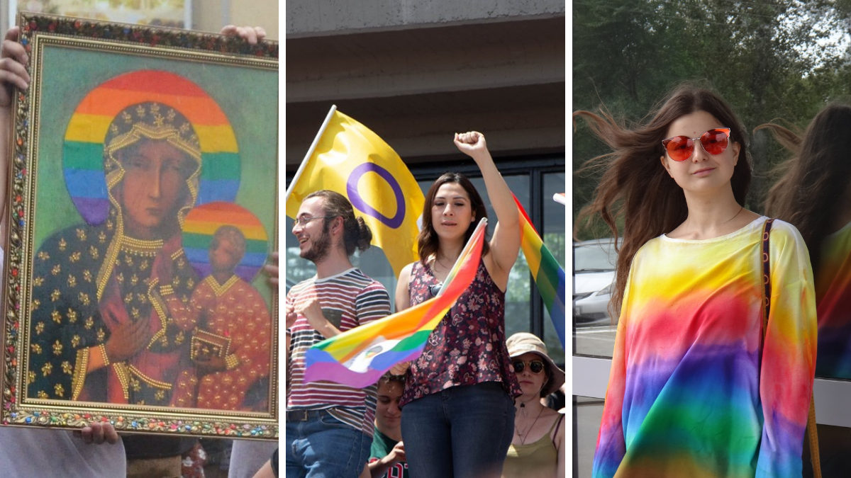 Meet these LGBTI activists facing trial for their peaceful defence of human rights