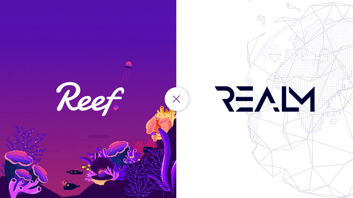 Realm to build out its NFT realms on Reef Chain