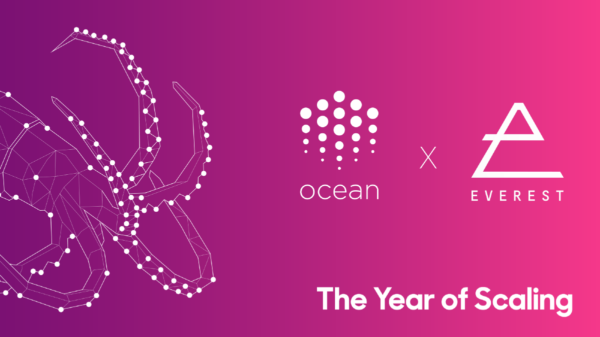 Ocean Protocol and Everest to bring identity verification and fiat on/off ramps to Ocean Market