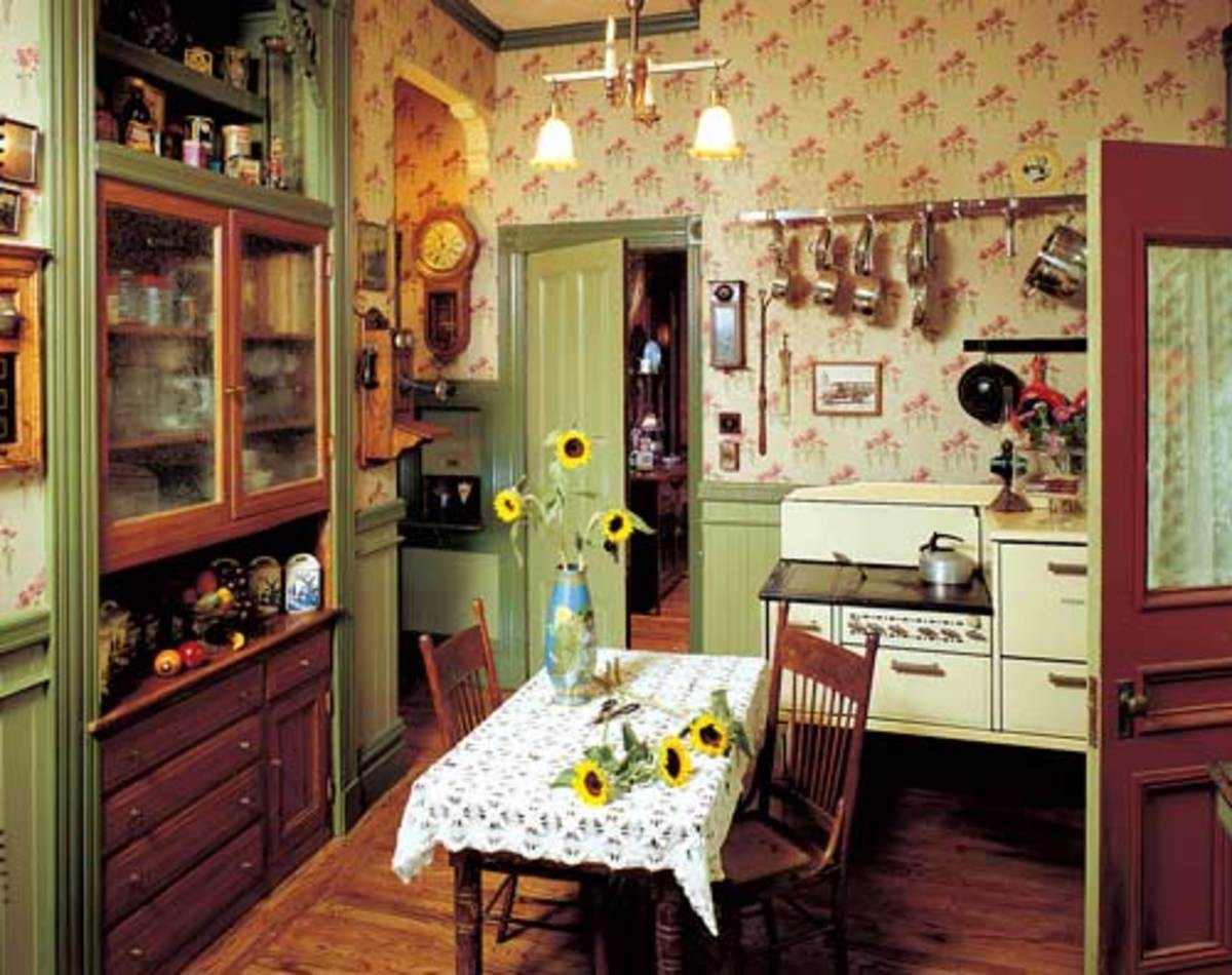 Why Victorian Kitchens Suck The Evolution Of Spaces Traditionally By Aitana Rothfeld Re Write Medium