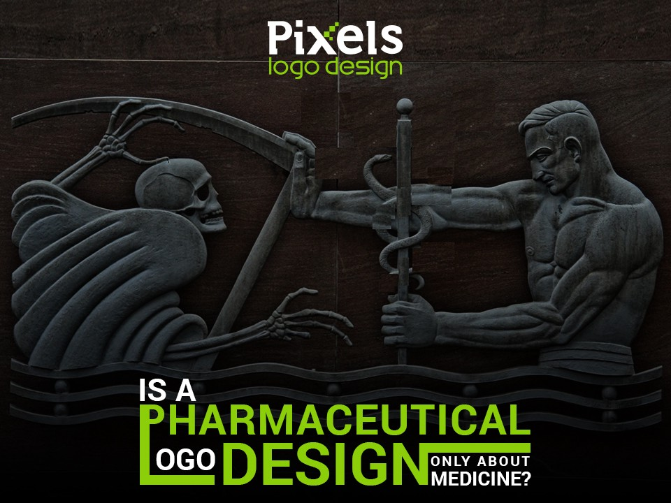 Is a Pharmaceutical Logo Design all about Medicine?