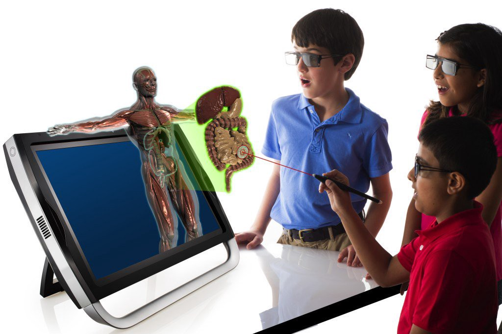 Augmented Reality the Future of Classrooms