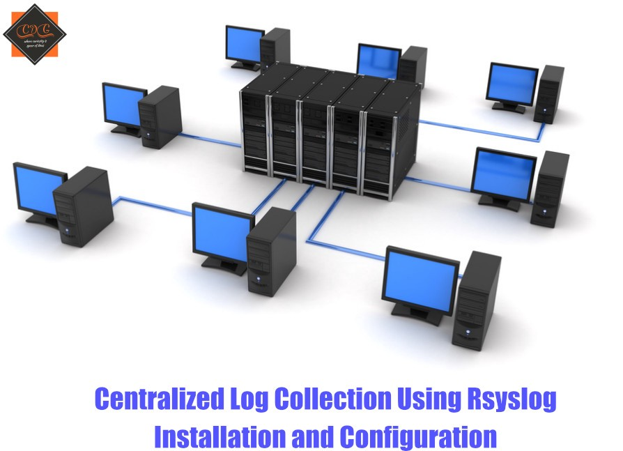 Centralized Log Collection Using Rsyslog - Curious Dev Grail - Medium