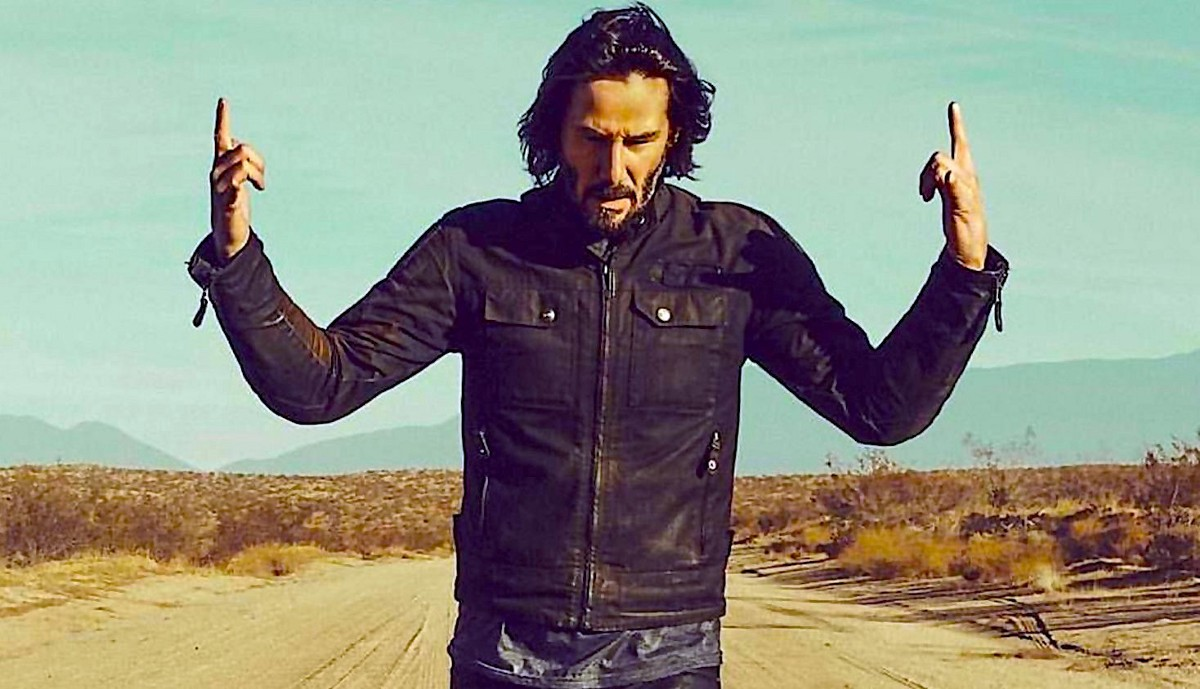 Keanu Reeves Rarely Talks About Money-but When He Does, It's Life-Changing