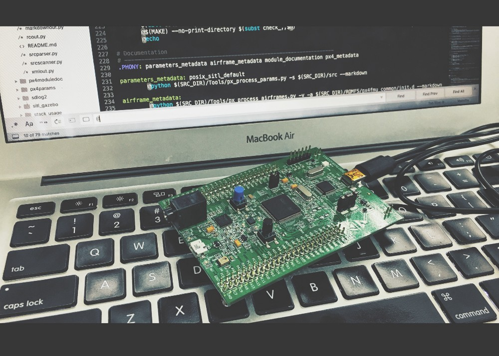 Develop STM32F4 Discovery(Cortex m4) with Eclipse on Mac OS