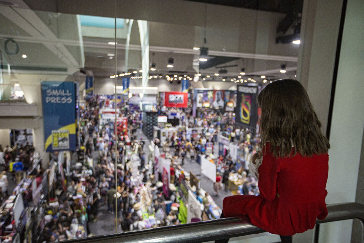San Diego Comic-Con Is Overcrowded. Let's Make It Bigger