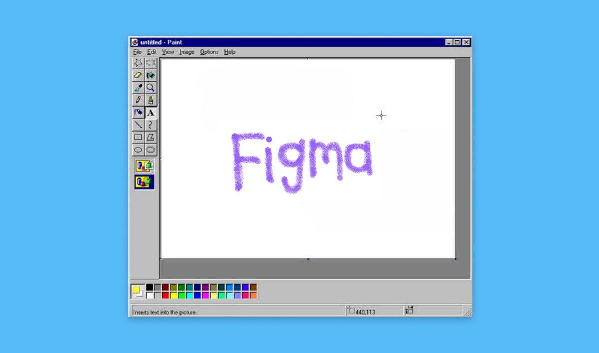 Why I'm Switching from Figma to Microsoft Paint