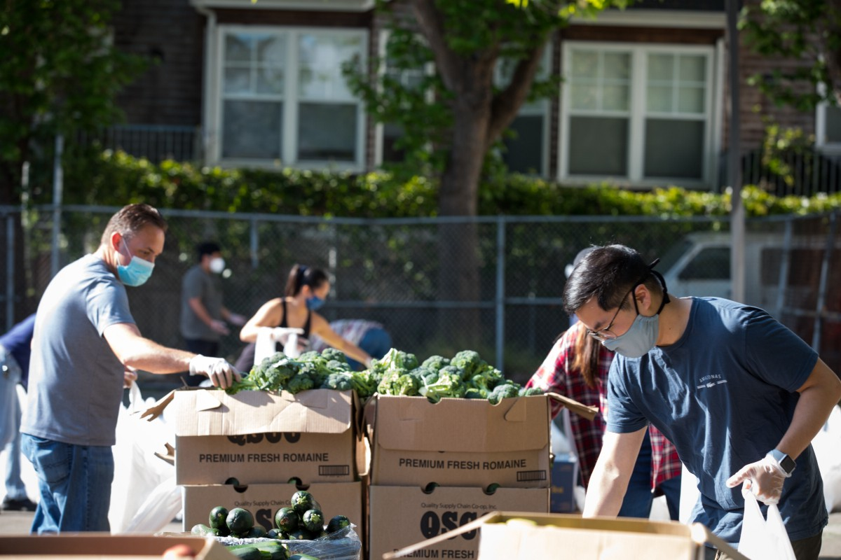 Pandemic School Closures Made Perfect Food Bank Pop-Up Sites. What Happened to Them?
