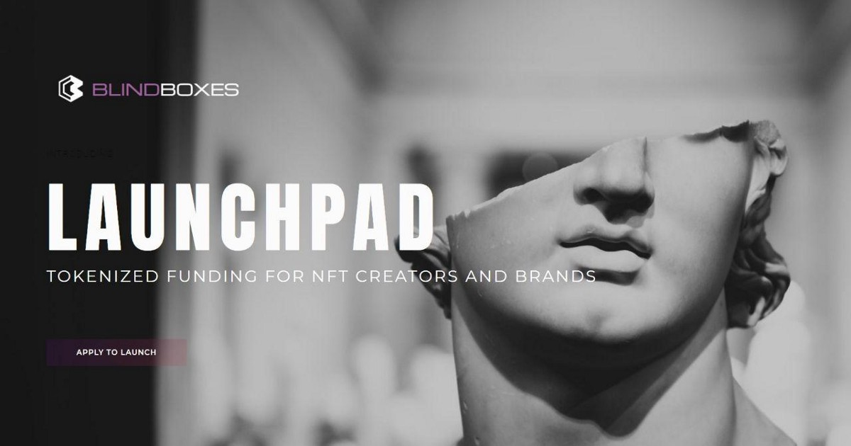 Introducing: Blind Boxes Launchpad
