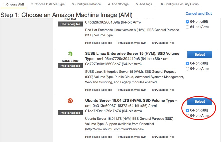 Open Source Free/Low Cost Geospatial Stack on AWS with SSL