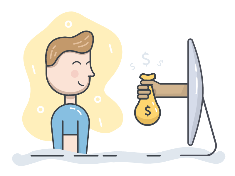 5 legitimate ways for creators to make money online from home