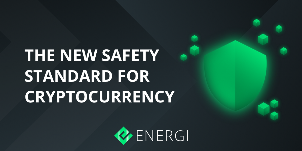 The New Safety Standard for Cryptocurrency