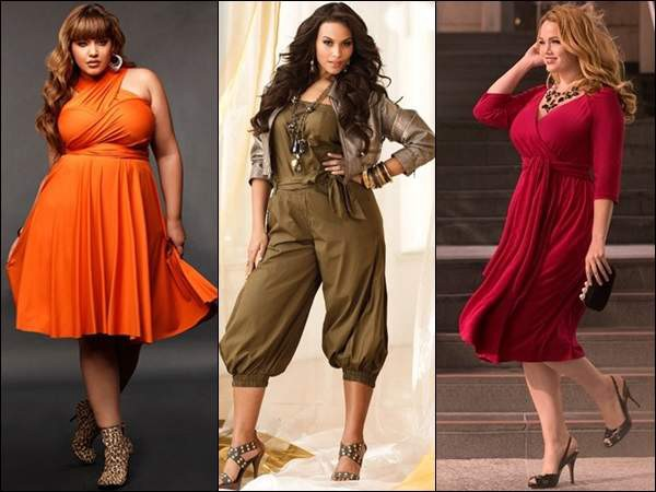 Style Tips To Make You Look Slimmer In Plus Size Nightclub ...