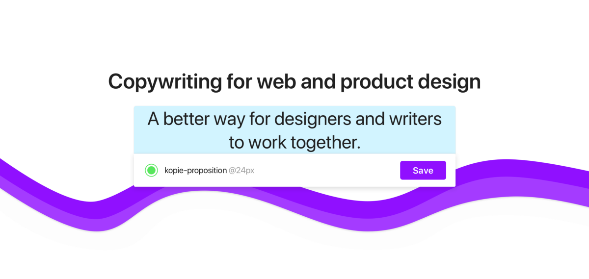 Why we built a design tool for copywriters | by Grant Shaddick | Design + Sketch | Medium