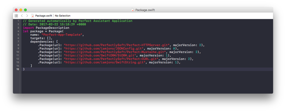 Swift Package Manager Basics