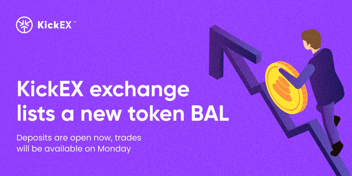 Introducing a new listing on KickEX exchange