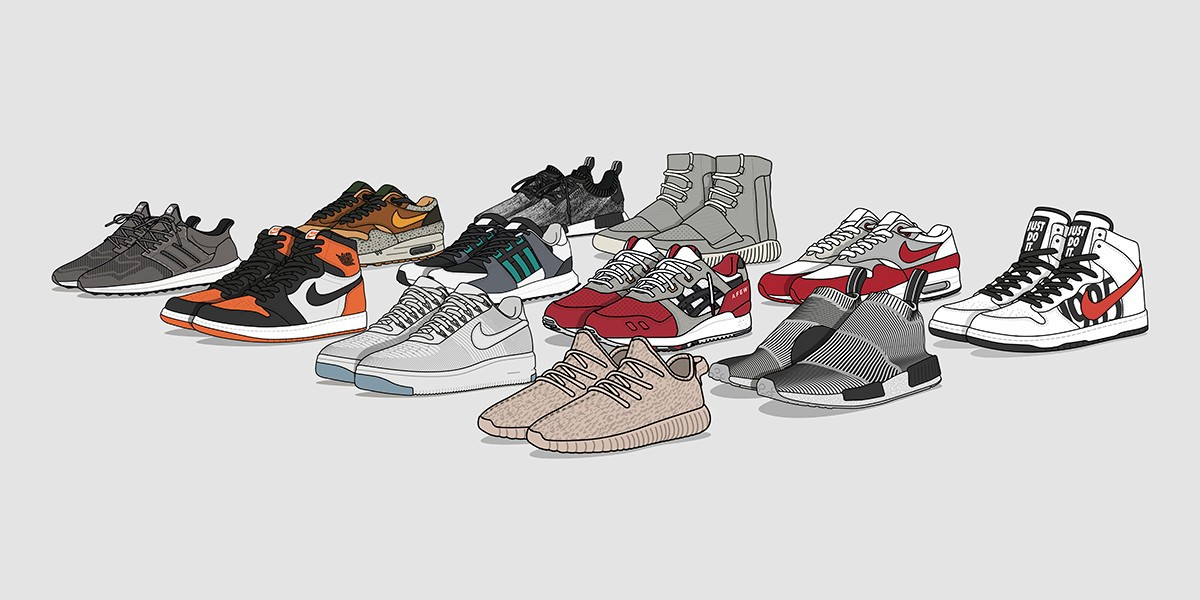 sneakers release: March 2020