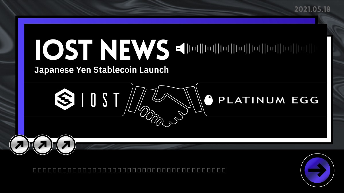 Japanese Yen Stablecoin Goes Live on the IOST Blockchain
