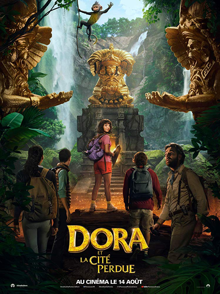 DORA THE LOST CITY OF GOLD (2019) Google Drive+++ - Google Drive