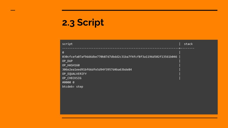 Bitcoin Script Tutorial - Jordan Baczuk - Medium