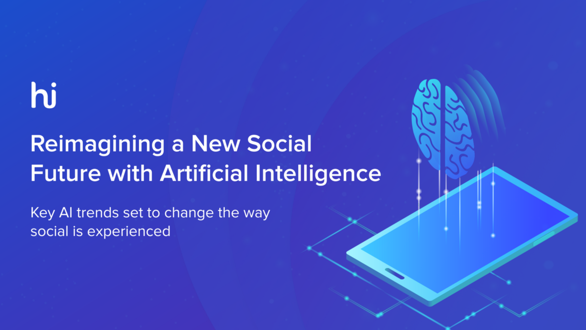 Reimagining a New Social Future with Artificial Intelligence