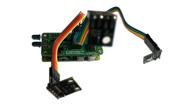 Turn Your Raspberry Pi Into an IR Remote Control - Hackster Blog