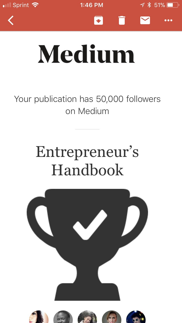BIG NEWS and I'm Looking For Entrepreneurs Who Write