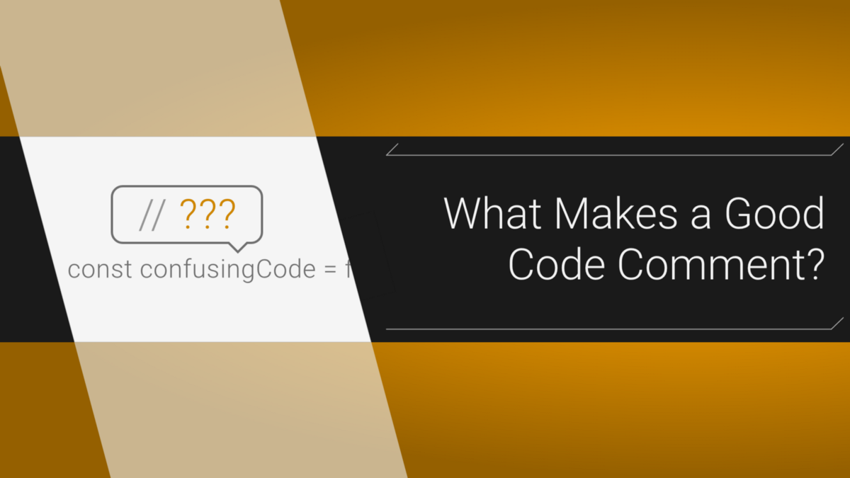 What Makes a Good Code Comment?