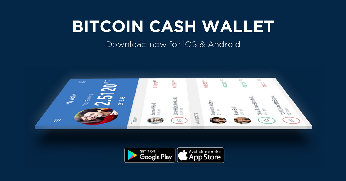 Bitcoin Cash wallet for mobile — grab it now! - The BTC Blog