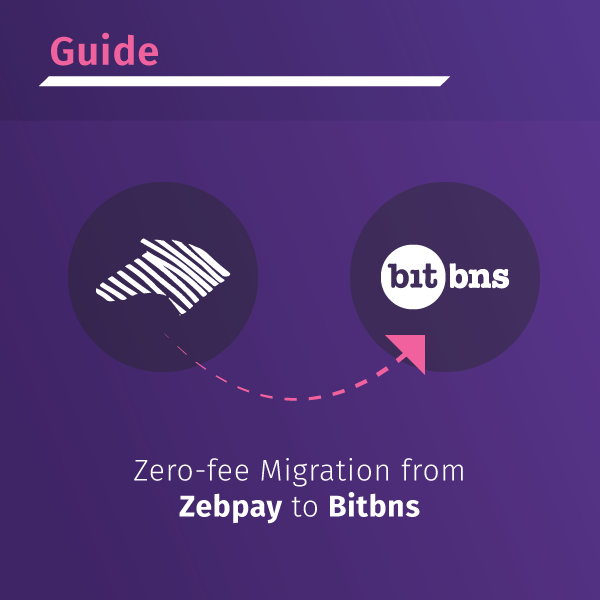 Zebpay Crypto Exchange Is Shutting Down And Bitbns Is Here For The -