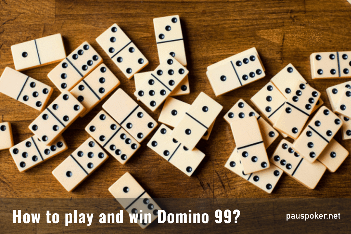 How To Play And Win Domino 99