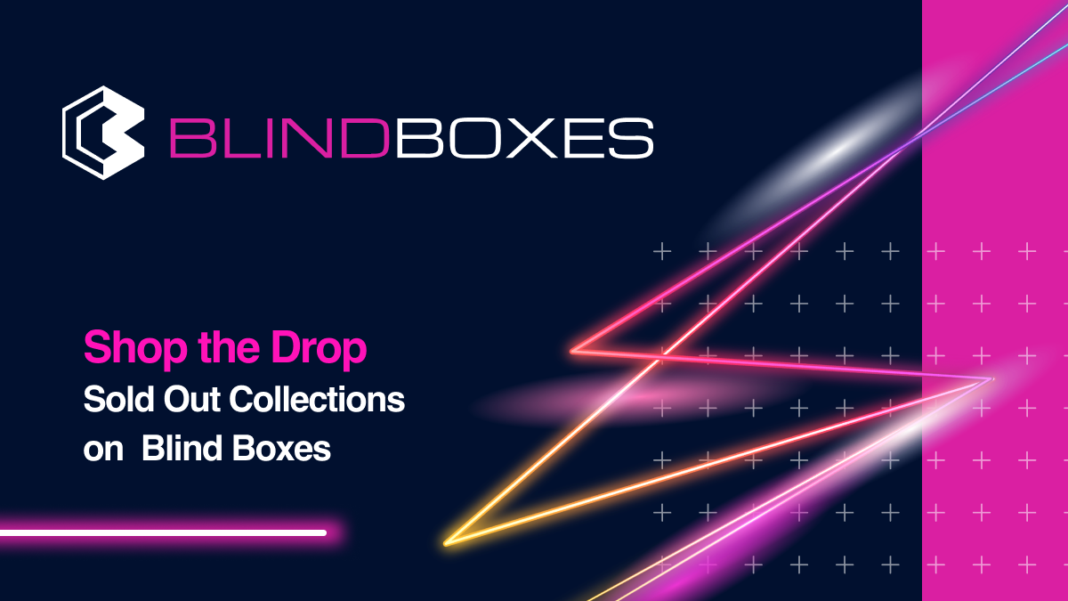 Shop the Drop—Sold Out Collections on Blind Boxes