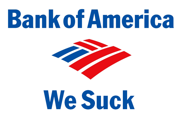 How Bank of America gave away my money - So Raven
