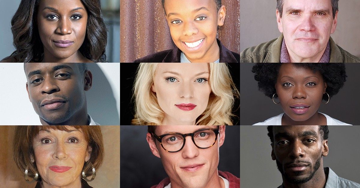 """Full Cast Announced for """"Lights Out: Nat 'King' Cole"""" at the"""