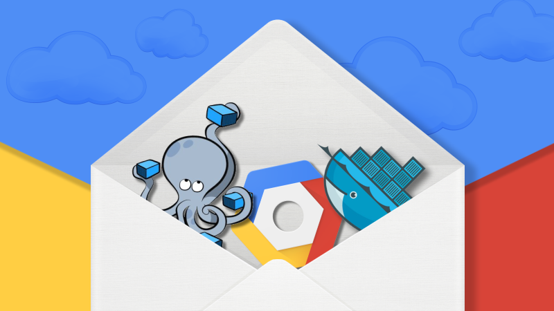 Spin off an Email Server with Containers using Docker