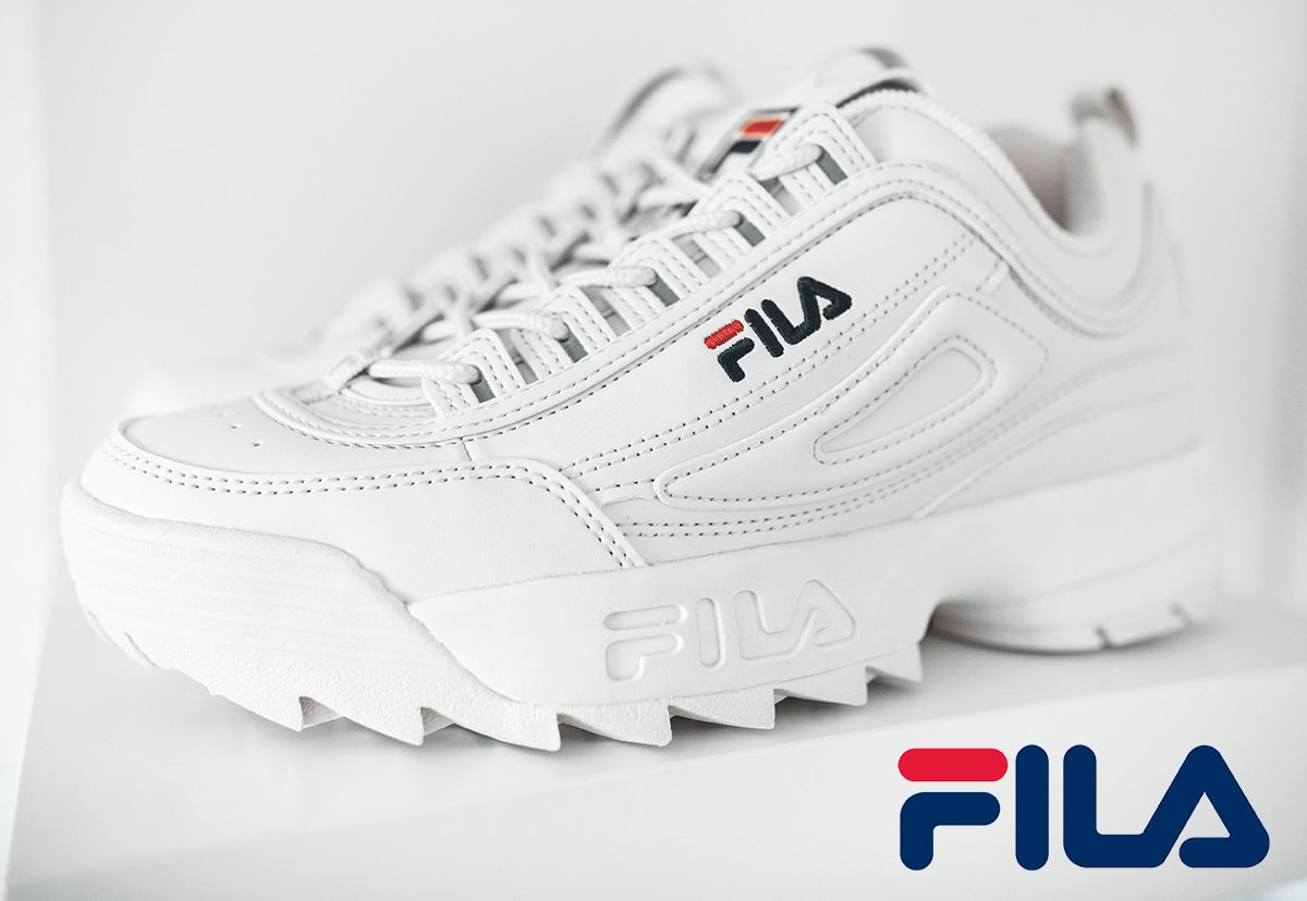 The Meteoric Rise, Fall, and Reascension of Fila