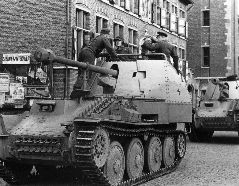 Germany's Panoply Of Tank Destroyers  - Civilian Military