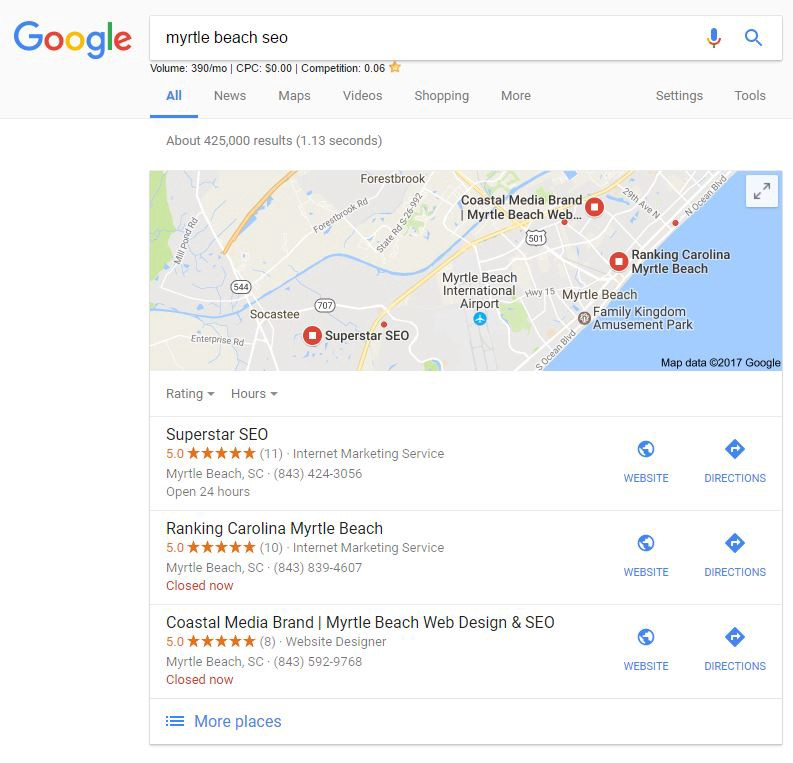 How to Rank In Google Maps - Chris M  Walker - Medium