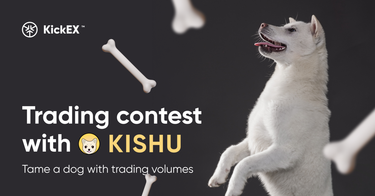 Trading contest with KISHU
