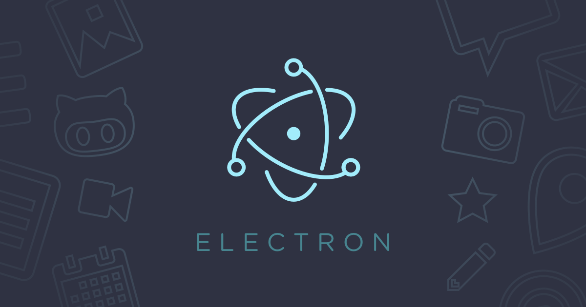 How To Build Your First App With Electron - BucharestJS - Medium