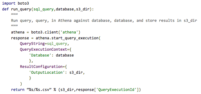 Data Engineering Cloud Migration, Part 4: Wisdom of Athena