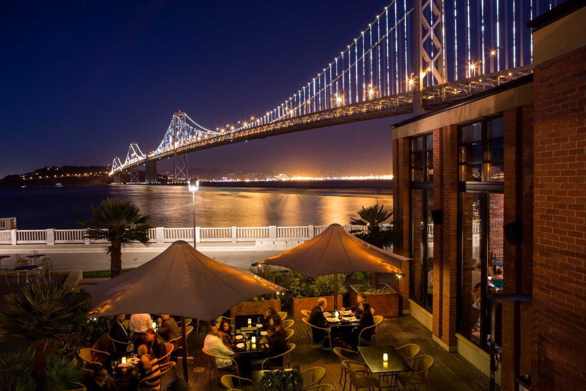 5 Bay Area Restaurants With Sumptuous Views