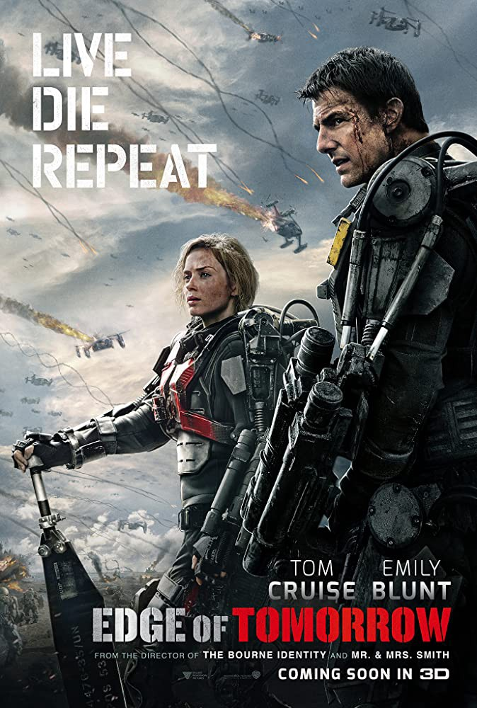 Full Watch Edge Of Tomorrow 2014 Edge Of Tomorrow Movies Online 123movies By Riridesti081 Movies Edge Of Tomorrow 2014 Full Watch Online Jul 2020 Medium